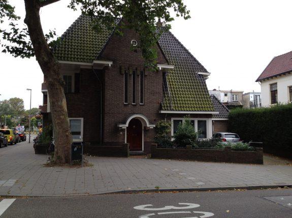 Albrechtlaan 1, Bussum