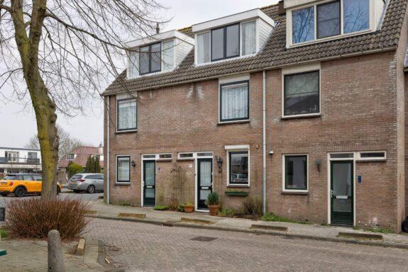 Burgemeester Bletzstraat 1b, Amsterdam